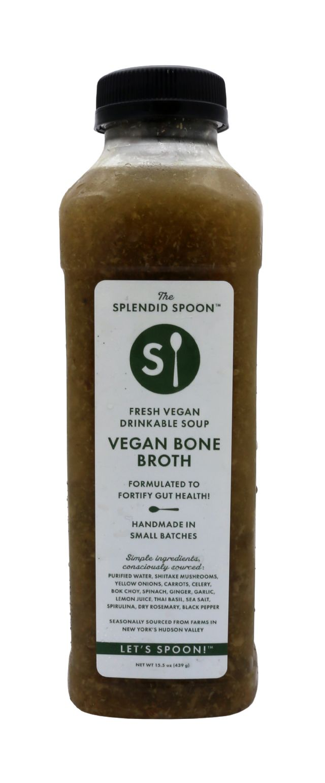 Splendid Spoon Fresh Vegan Drinkable Soup: SS Vegan Front