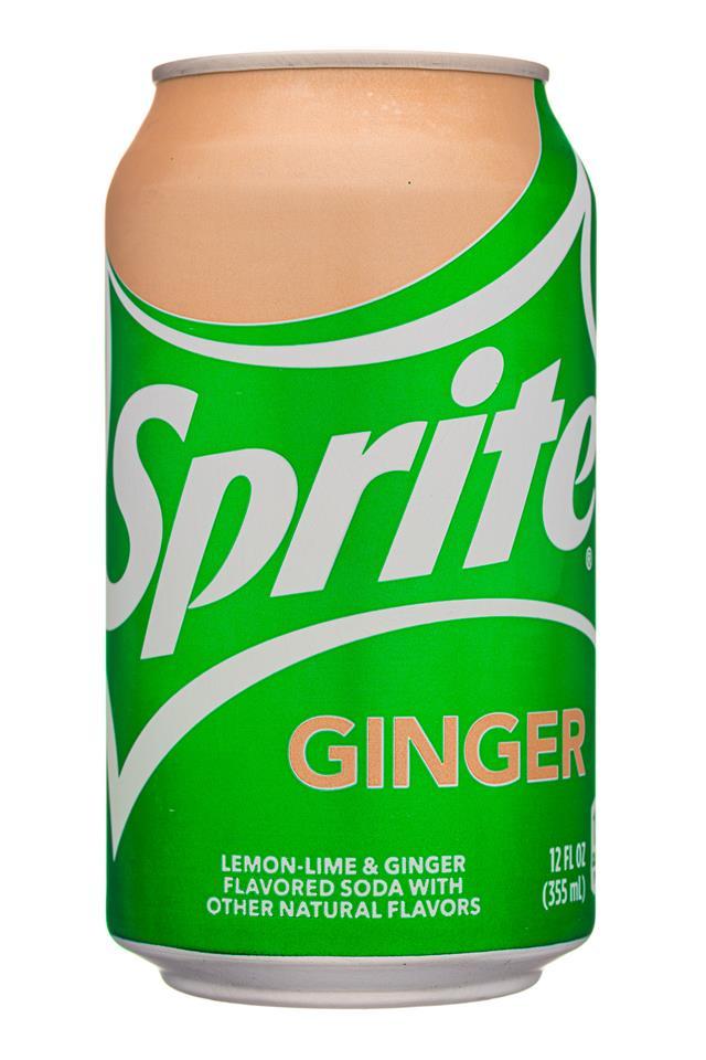 Sprite: Sprite-12oz-2020-Ginger-Front