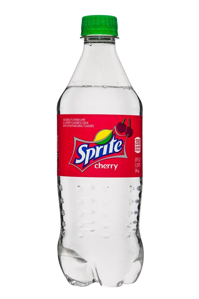 Sprite: Sprite-20oz-Cherry-Front
