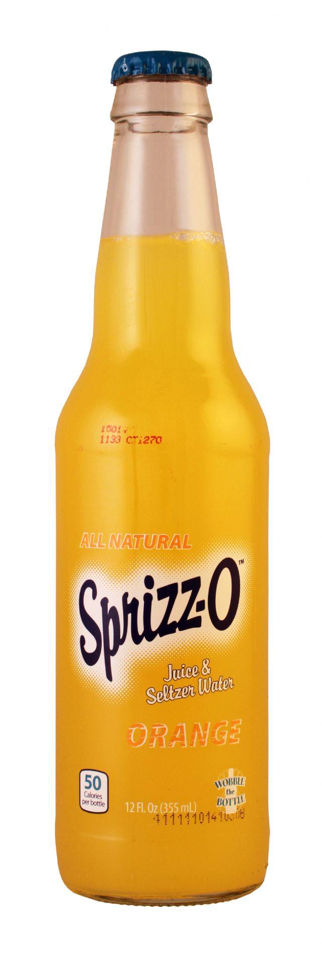 Sprizz-O: Sprizzo Orange Front