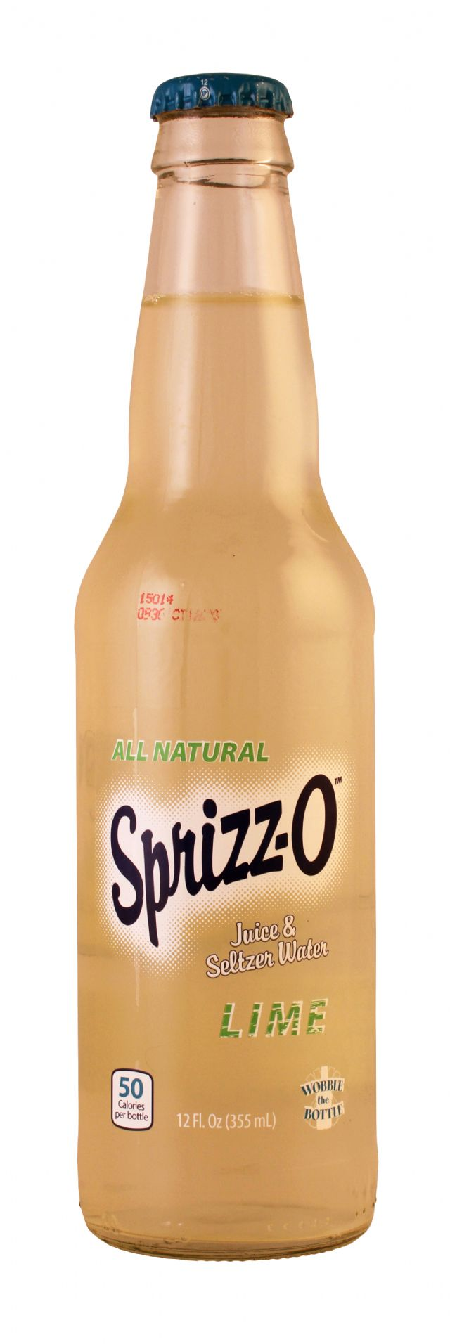 Sprizz-O: Sprizzo Lime Front