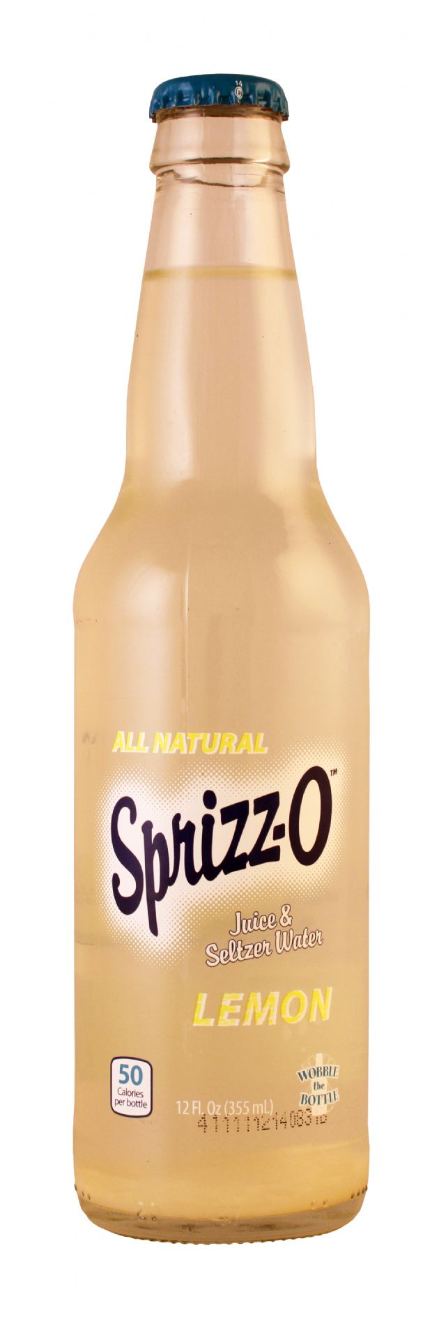 Sprizz-O: Sprizzo Lemon Front