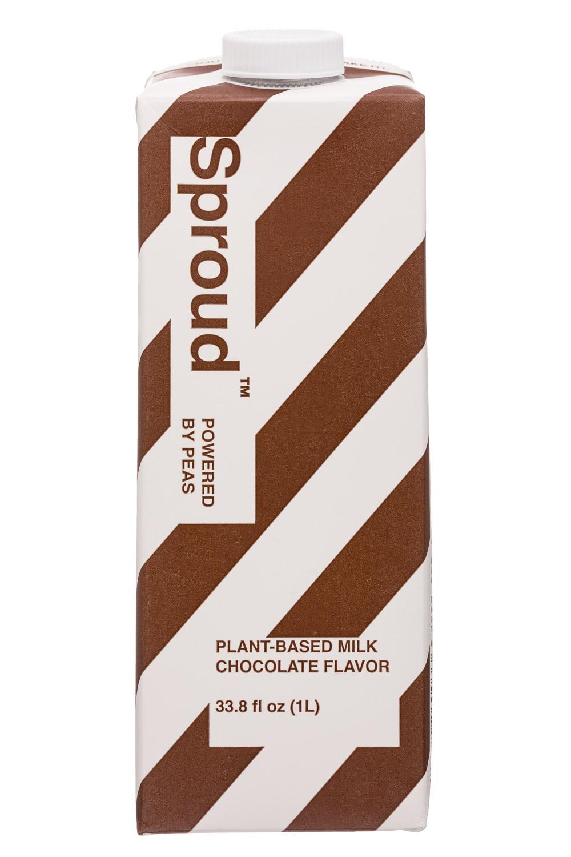 Plant-Based Milk - Chocolate Flavor