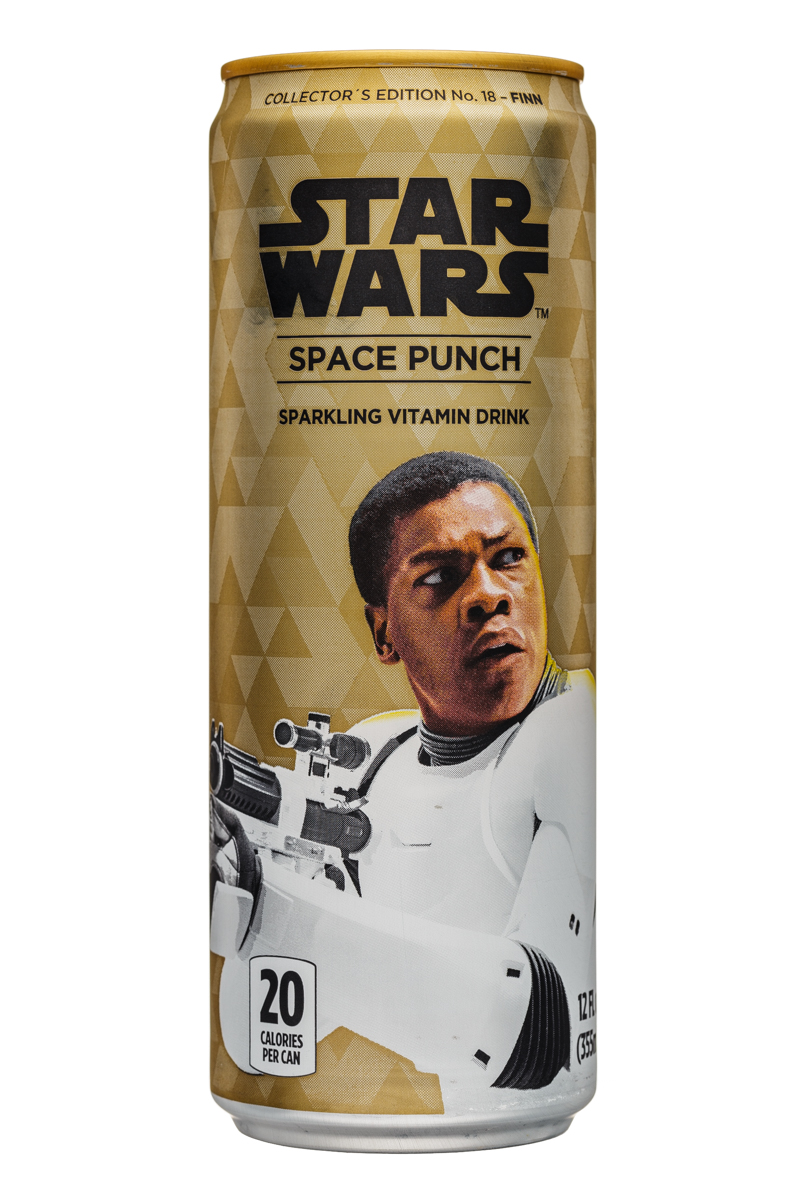 Star Wars Space Punch: StarWars-12oz-SpacePunch-Finn-Front