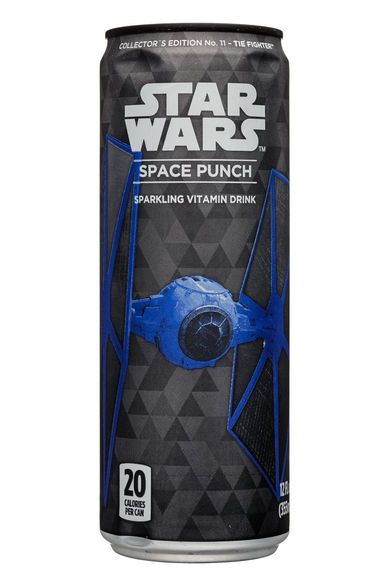 Star Wars Space Punch: StarWars-12oz-SpacePunch-TieFighter-Front