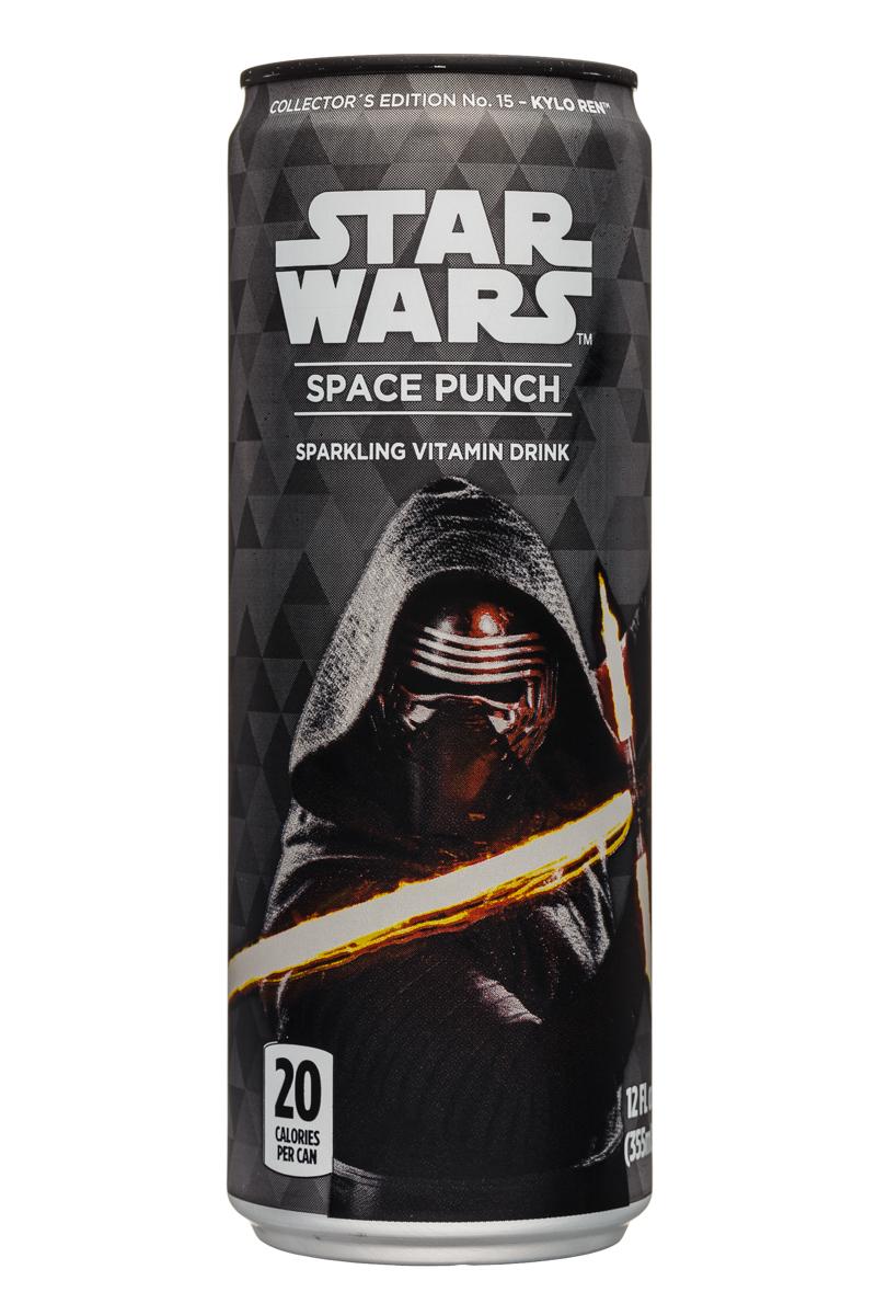 Star Wars Space Punch: StarWars-12oz-SpacePunch-KyloRen-Front