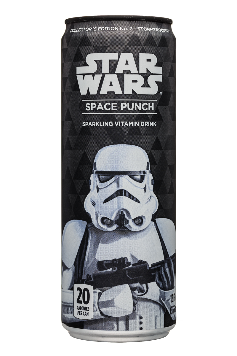Star Wars Space Punch: StarWars-12oz-SpacePunch-Stormtrooper-Front