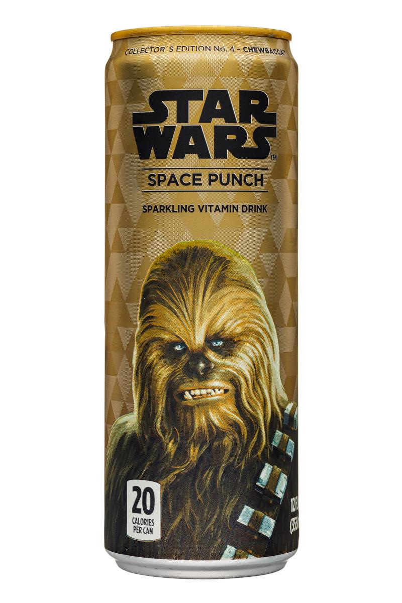 Star Wars Space Punch: StarWars-12oz-SpacePunch-Chewbacca-Front