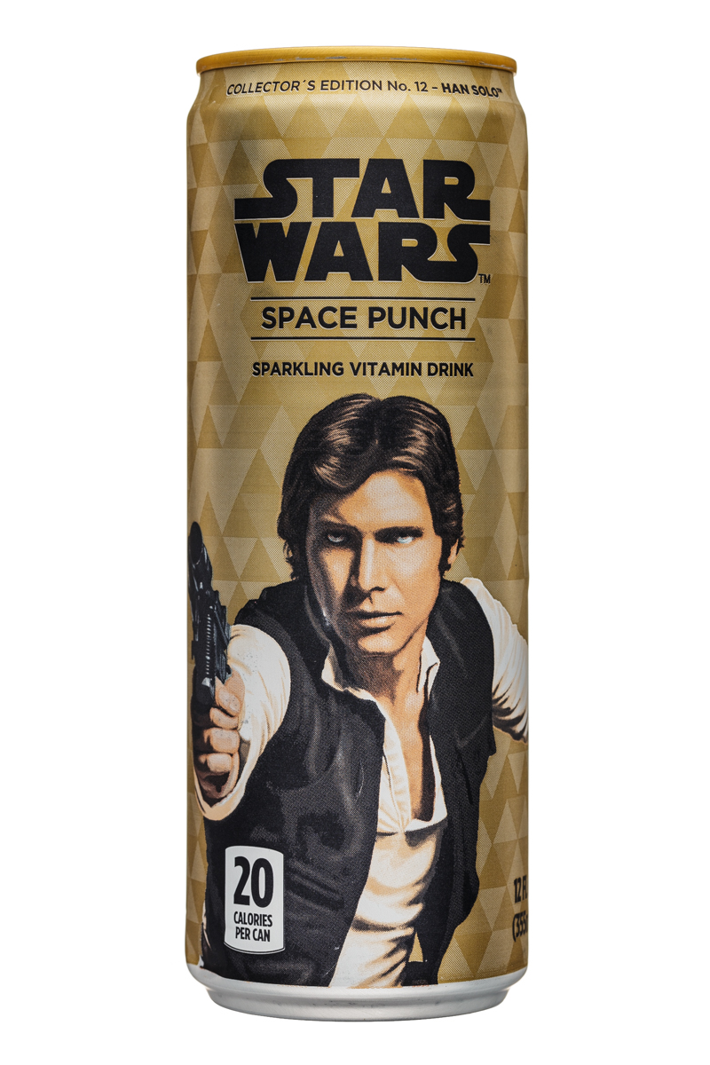 Star Wars Space Punch: StarWars-12oz-SpacePunch-HanSolo-Front