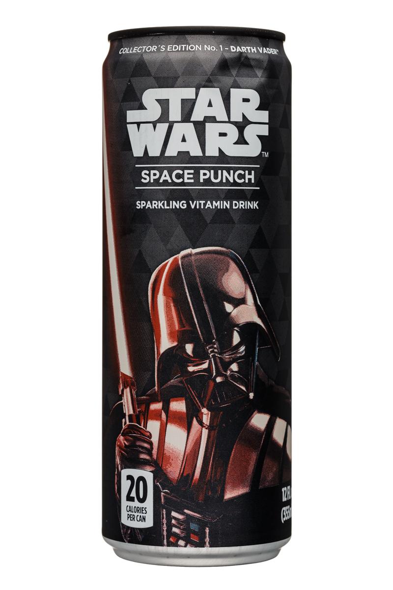 Star Wars Space Punch: StarWars-12oz-SpacePunch-DarthVader-Front