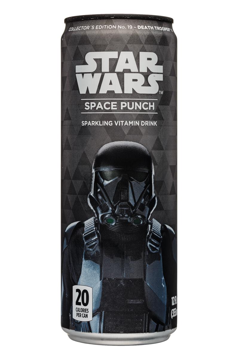 Star Wars Space Punch: StarWars-12oz-SpacePunch-DeathTrooper-Front