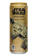Star Wars Space Punch: StarWars-12oz-SpacePunch-MilleniumFalcon-Front