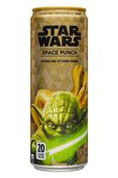 Star Wars Space Punch: StarWars-12oz-SpacePunch-Yoda-Front