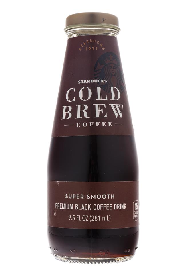 Starbucks Cold Brew Coffee: Starbucks-ColdBrew-Front