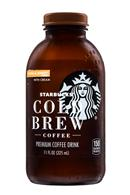 Starbucks Cold Brew Coffee: Starbucks-ColdBrew-11oz-CocoaHoney-Front