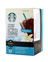 Vanilla Iced Coffee - K Cups