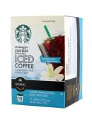 Starbucks Iced Coffee: Starbucks IceVan Front