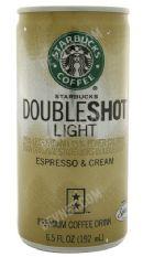 Starbucks Doubleshot: