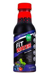 Fit Water Zero Calories- All Natural Wild Berry Mix