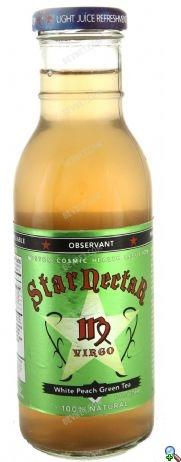 White Peach Green Tea