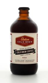 RTD Cold Brew Coffee