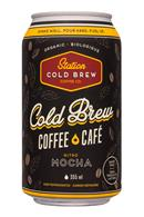 Station Cold Brew Coffee Co: StationCoffeeCo-12oz-NitroColdBrew-Mocha-Front