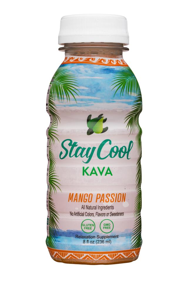 Stay Cool Kava: StayCool-8oz-Kava-MangoPassion-Front