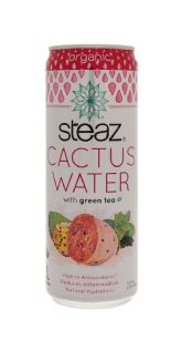 Cactus Water w/Green Tea