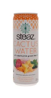 Cactus Water w/Starfruit & Green Tea