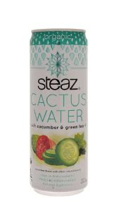 Cactus Water w/Cucumber & Green Tea