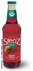 Steaz Sparkling Green Tea: Steaz-Grape.jpg