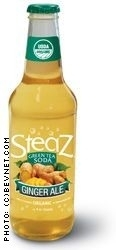 Steaz Sparkling Green Tea: Steaz_GingerAle.jpg
