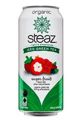 Iced Green Tea- Super fruit