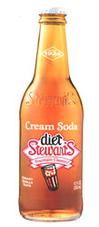 Diet Cream Soda