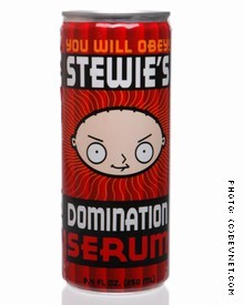 Stewies Domination Serum
