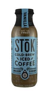 Vanilla Cold-Brew Coffee