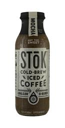 StoK Cold-Brew Iced Coffee: Stok Mocha Front
