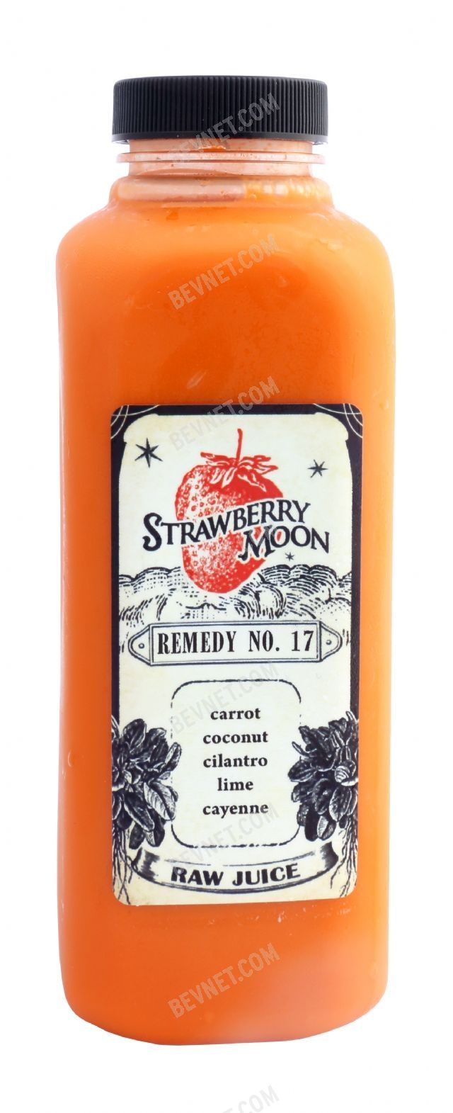 Strawberry Moon Juice: