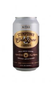 Nitro Cold Brew Coffee Stumptown Coffee Roasters Bevnet Com Product Review Ordering Bevnet Com