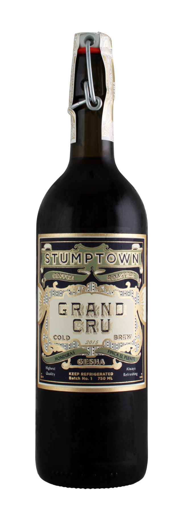 Stumptown Coffee Roasters: Stumptown GrandCru Front