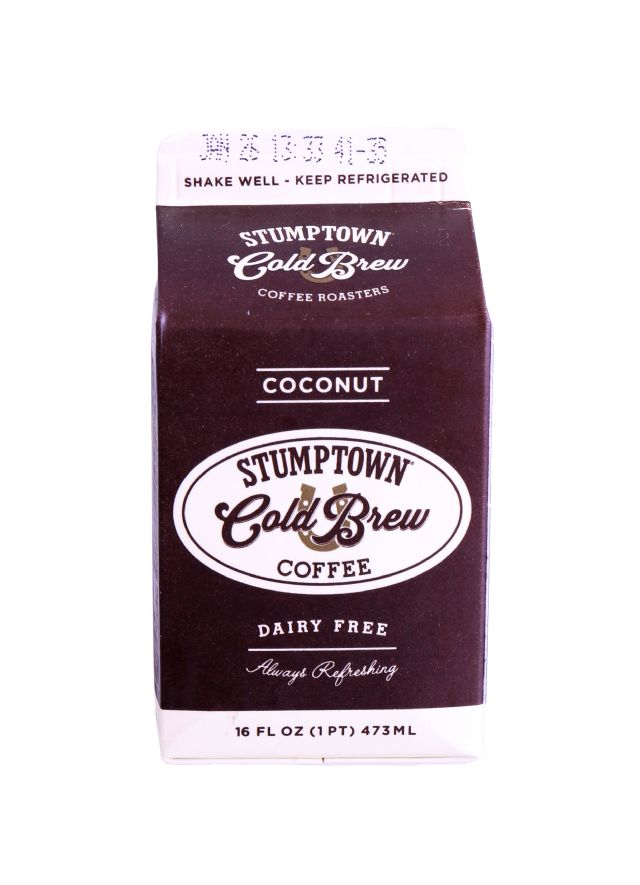 Stumptown Coffee Roasters: Stumptown Coconut Front