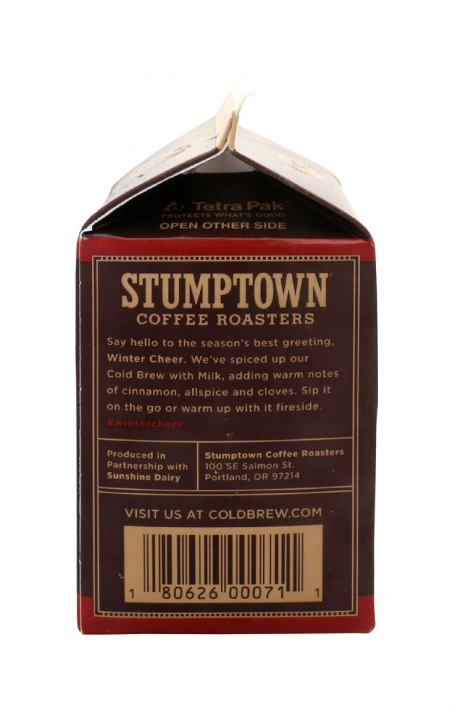 Stumptown Coffee Roasters: Stumptown Winter Side
