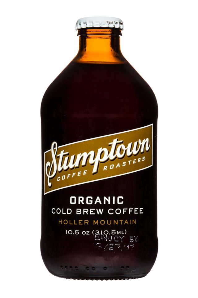 Stumptown Coffee Roasters: Stumptown-OrganicColdBrew-10oz-Front