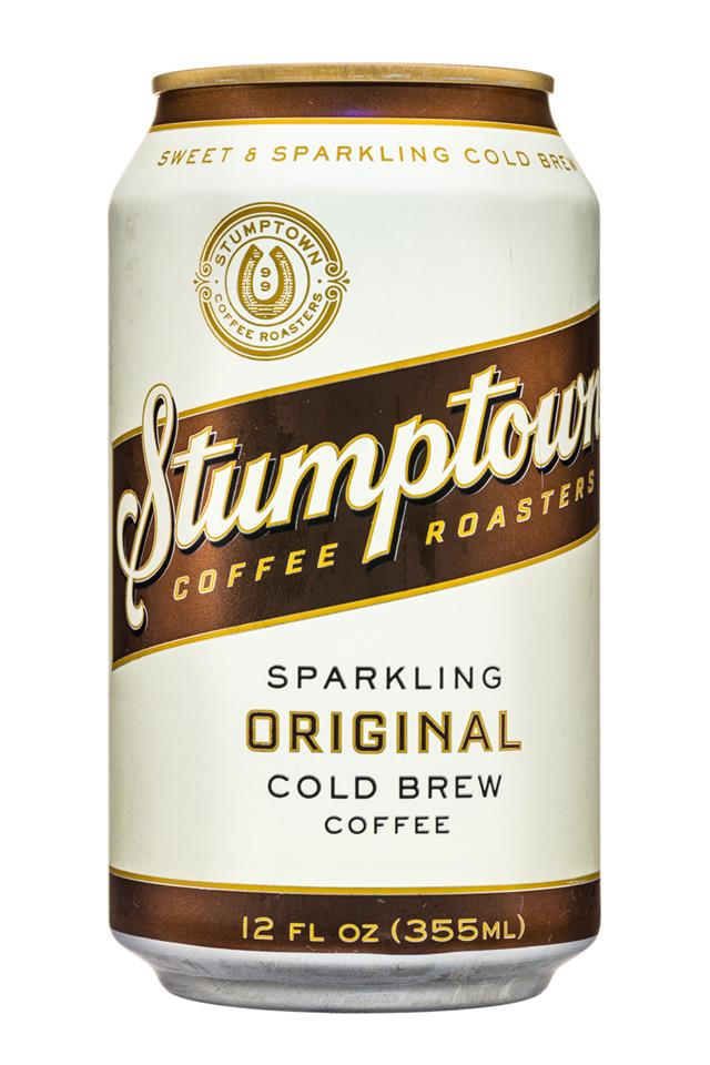 Stumptown Coffee Roasters: Stumpton-12oz-ColdBrew-Sparkling-Original-Front