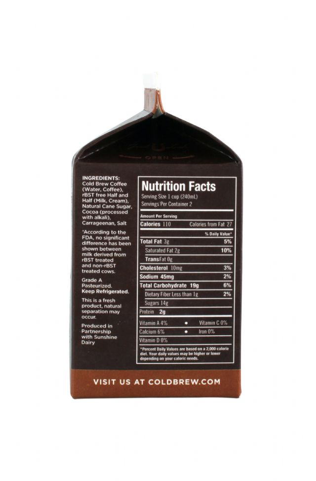 Stumptown Coffee Roasters: StumptownColdBrew Chocolate Facts1