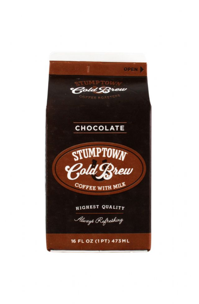 Stumptown Coffee Roasters: StumptownColdBrew Chocolate Front