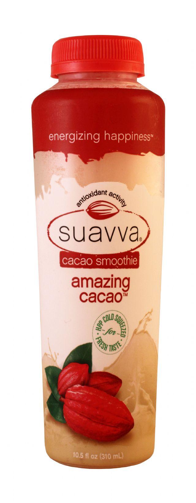 Suavva: Suavva Cacao Front