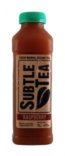 Subtle Tea: SubtleTea Rasp Front