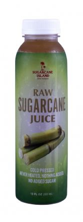Raw Sugarcane Juice