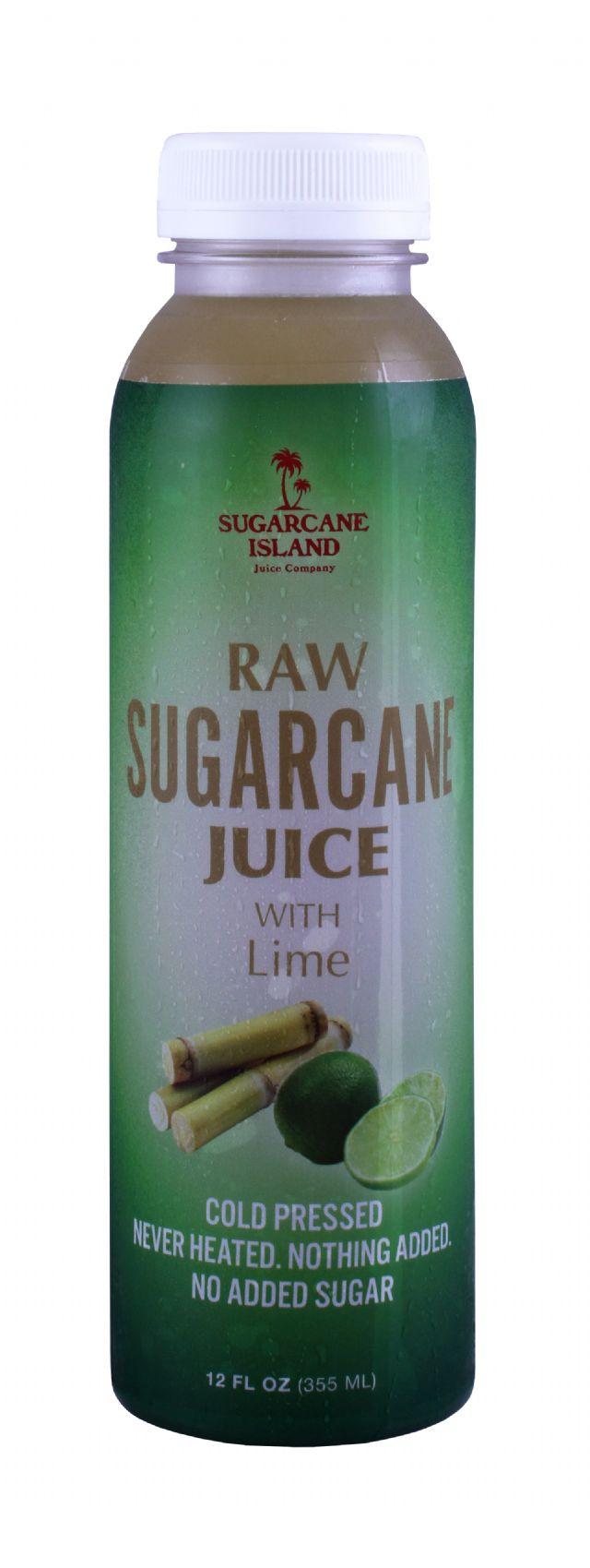 Sugarcane Island: Sugarcane Lime Front